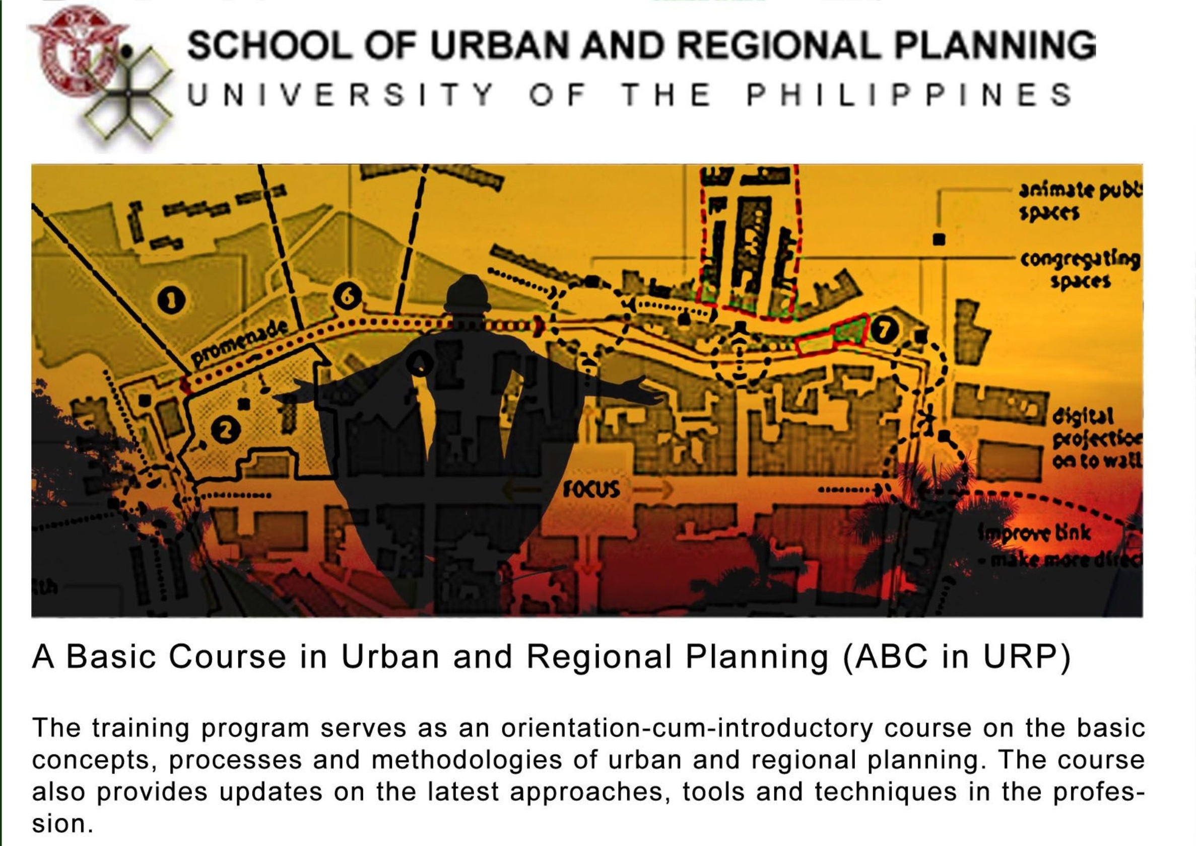 Urban Planning academic subjects of college